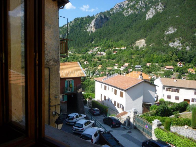 Alquiler  apartamento Saint-martin-vésubie 540€ CC - Fotografía 4