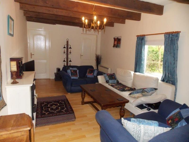 Sale house / villa La chapelle neuve 139100€ - Picture 6