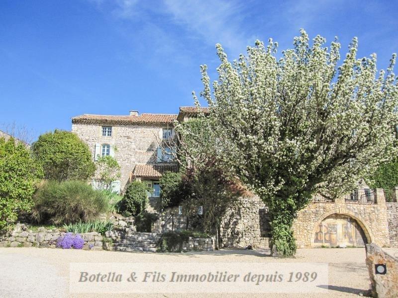 Verkoop van prestige  huis Goudargues 1579000€ - Foto 7