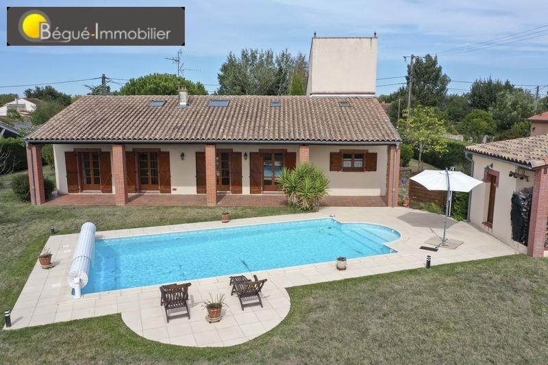 Sale house / villa Mondonville 472 200€ - Picture 2