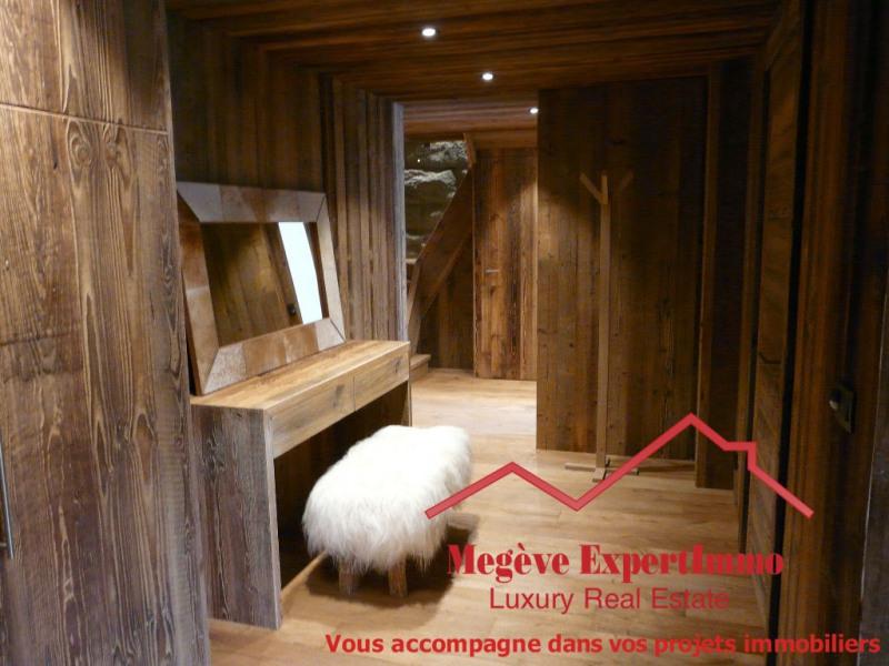Vente de prestige appartement Megeve 1980000€ - Photo 3