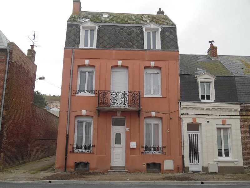 Vente maison / villa Le treport 132 000€ - Photo 1