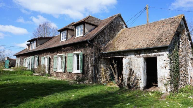Sale house / villa Breval 358000€ - Picture 2