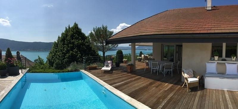 Vente de prestige maison / villa Veyrier du lac 1740000€ - Photo 1