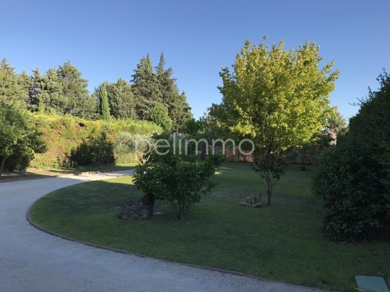Vente maison / villa Pelissanne 493500€ - Photo 2