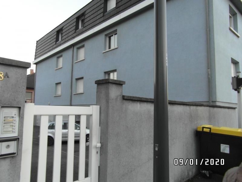 Venta  apartamento Mulhouse 140000€ - Fotografía 4