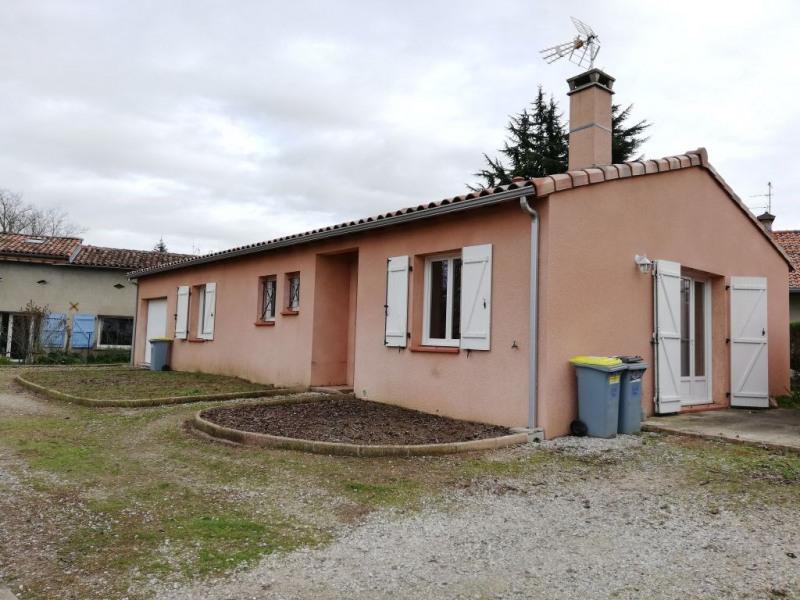 Rental house / villa Auzeville-tolosane 904€ CC - Picture 1