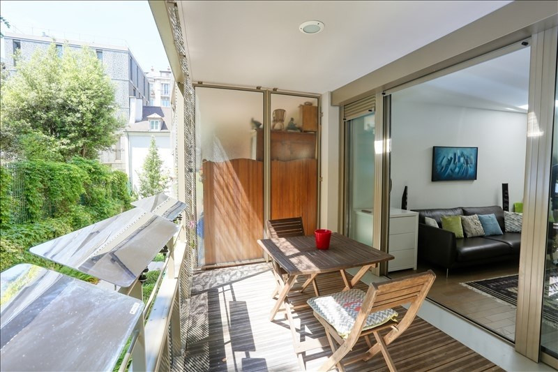 Vente de prestige appartement Paris 15ème 830 000€ - Photo 2