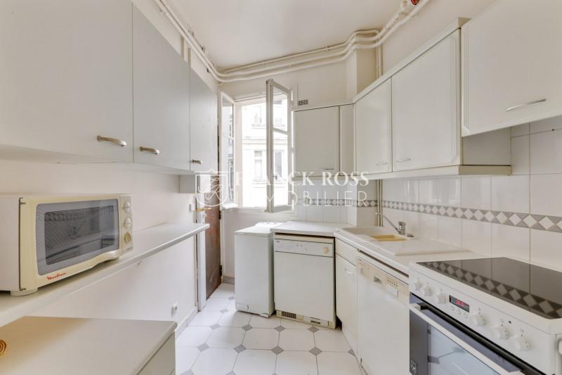 Alquiler  apartamento Paris 7ème 3800€ CC - Fotografía 9