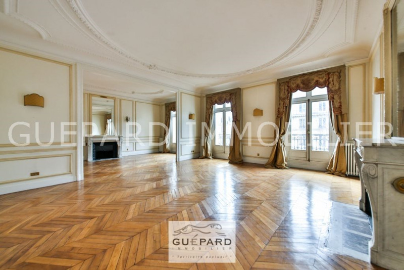 Deluxe sale apartment Paris 8ème 3 350 000€ - Picture 2