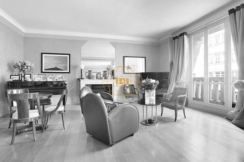 Vente de prestige appartement Paris 7ème 2540000€ - Photo 5