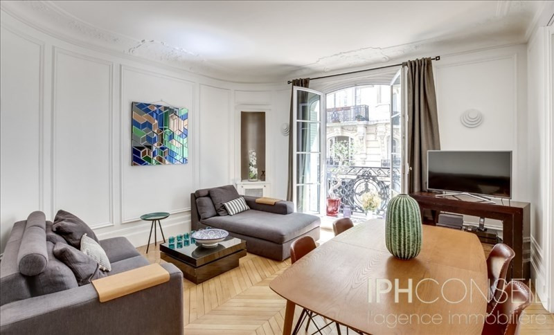 Deluxe sale apartment Neuilly sur seine 1 250 000€ - Picture 2