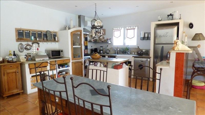 Sale house / villa Monteux 449000€ - Picture 5