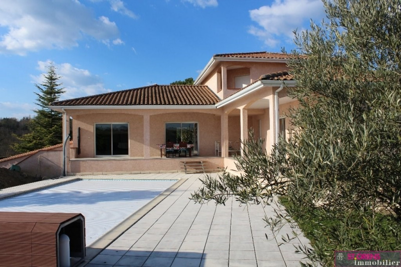 Deluxe sale house / villa Quint fonsegrives 630 000€ - Picture 1