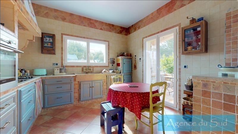 Vente maison / villa Aubagne 482000€ - Photo 5