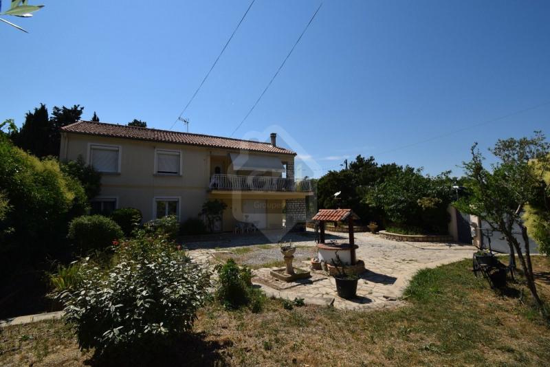 Vente maison / villa Saint-victoret 450000€ - Photo 1