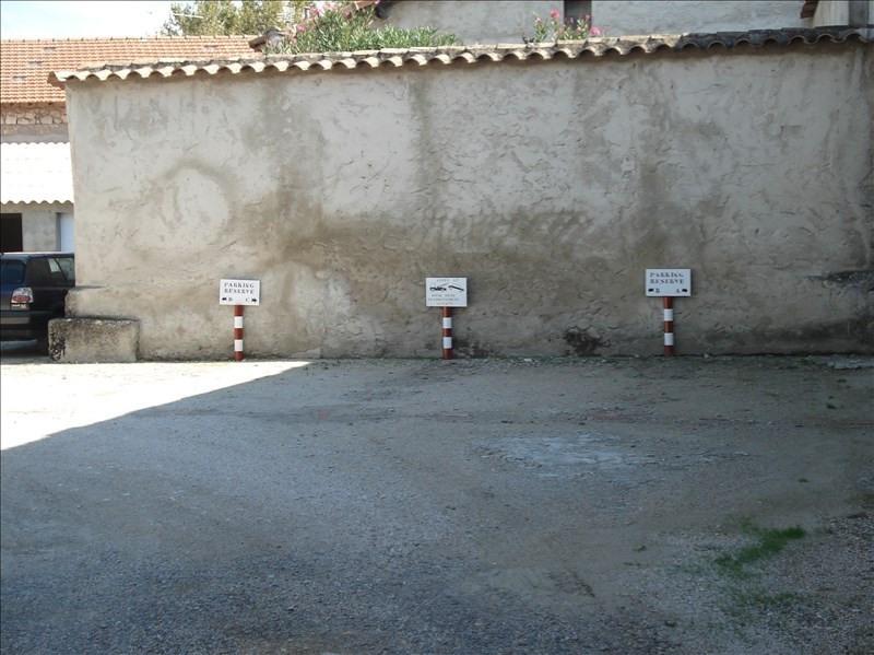 Location parking Cabannes 15€ CC - Photo 1