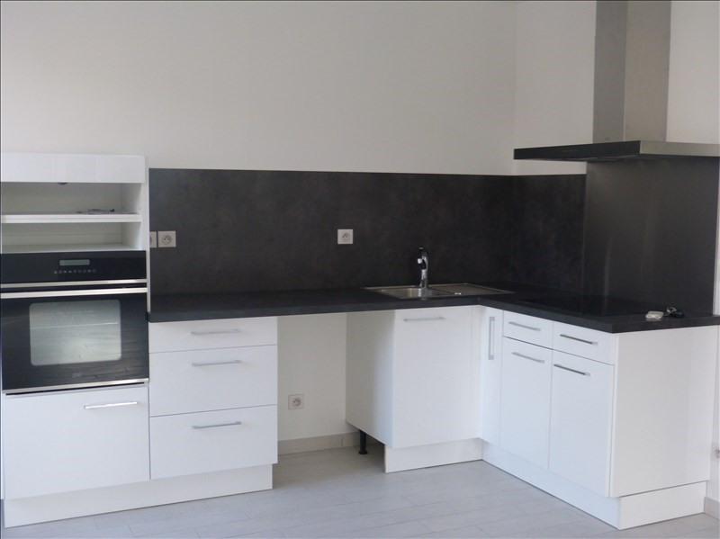 Rental apartment Caraman 595€ CC - Picture 1