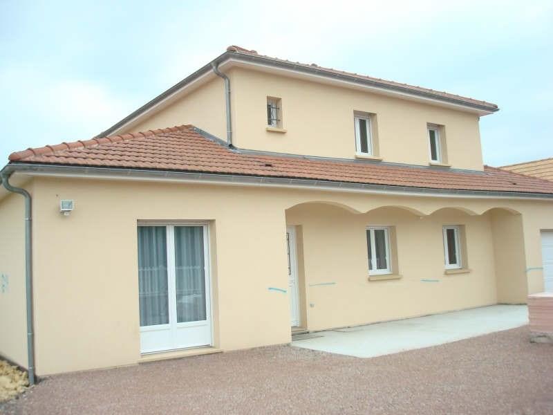 Vente maison / villa Varennes vauzelles 315000€ - Photo 1