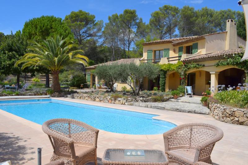 Immobile residenziali di prestigio casa Seillans 895000€ - Fotografia 1