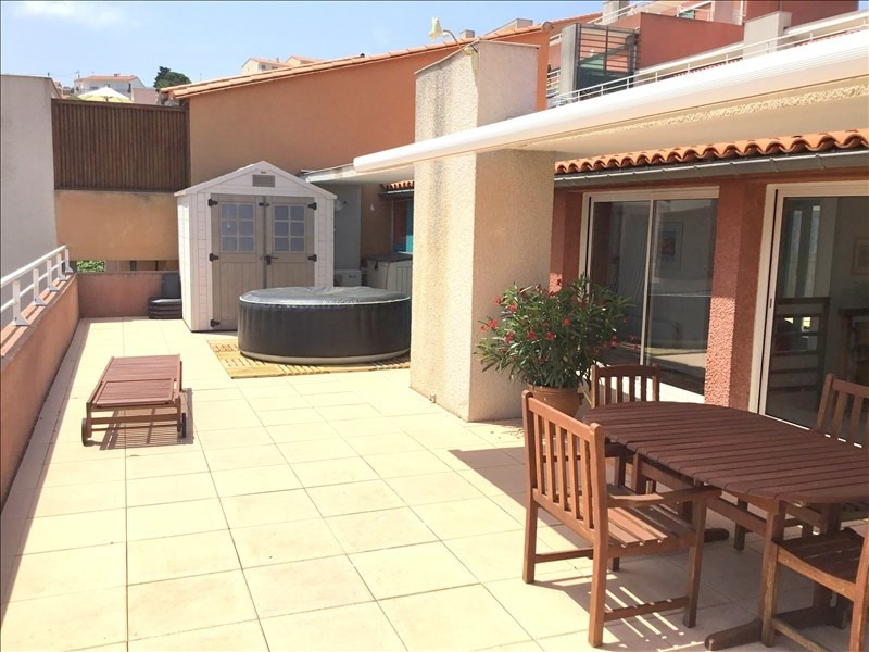 Sale apartment Port vendres 395 000€ - Picture 3
