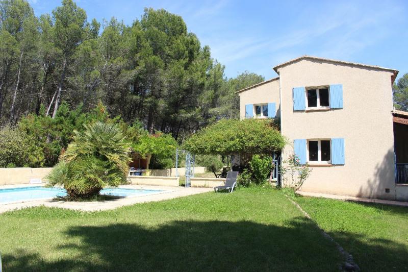 Vente de prestige maison / villa Lambesc 670000€ - Photo 2