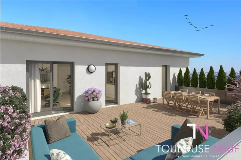 Vente appartement Toulouse 280 000€ - Photo 1