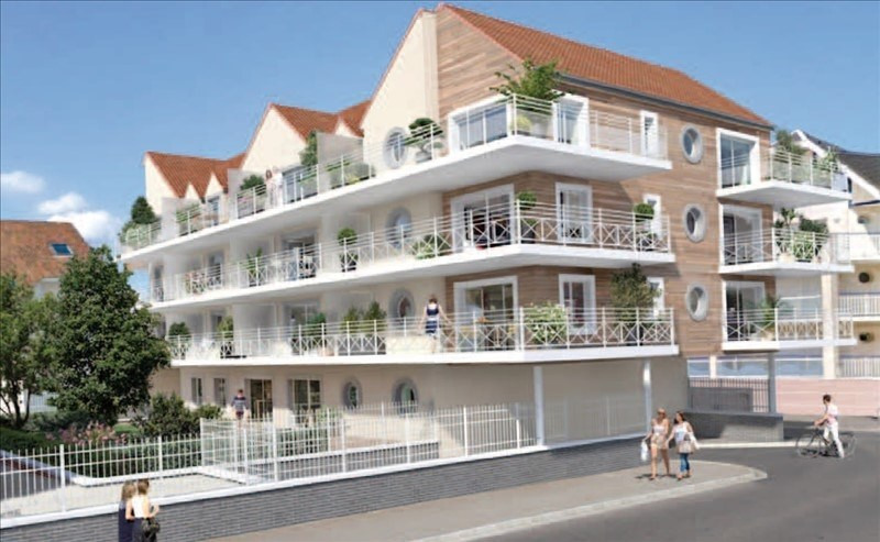 Sale apartment Fort mahon plage 162 000€ - Picture 1