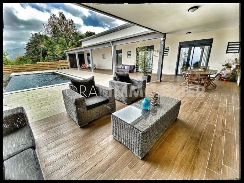 Vente de prestige maison / villa Le tampon 656000€ - Photo 1