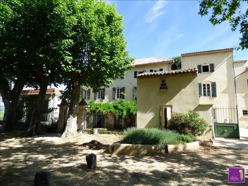 Immobile residenziali di prestigio casa Goudargues 1495000€ - Fotografia 1