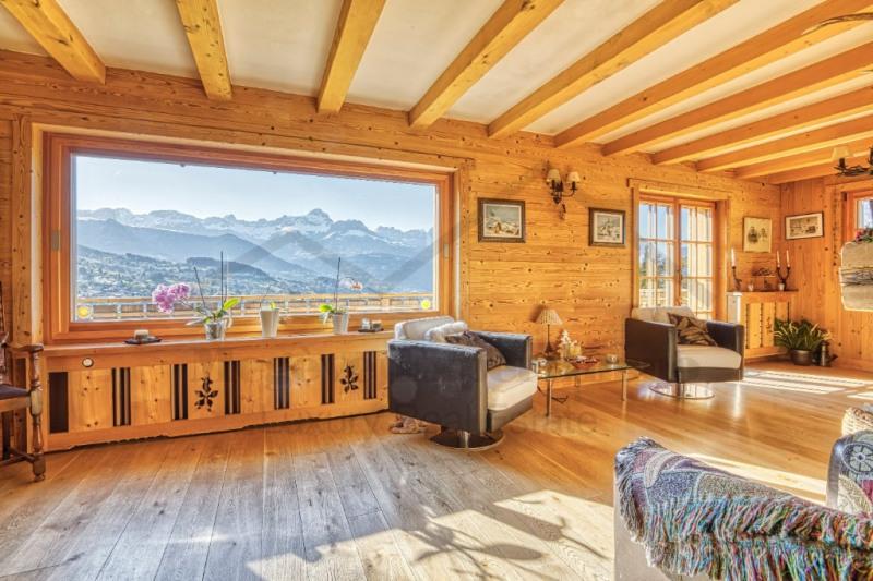 Venta de prestigio  casa Combloux 1150000€ - Fotografía 3