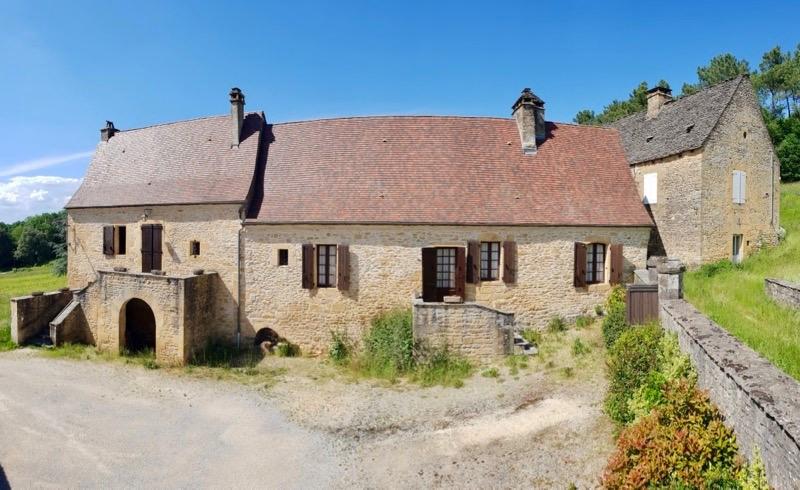 Sale house / villa Marcillac-saint-quentin 378000€ - Picture 2