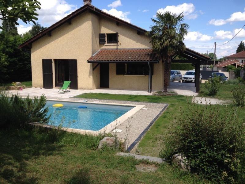 Revenda casa Chuzelles 299000€ - Fotografia 2
