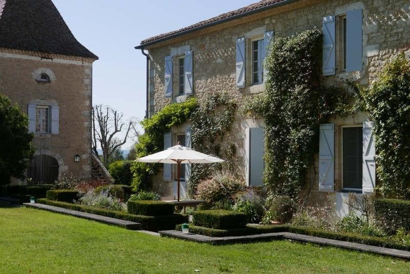 Vente de prestige maison / villa Roquelaure 1795000€ - Photo 3