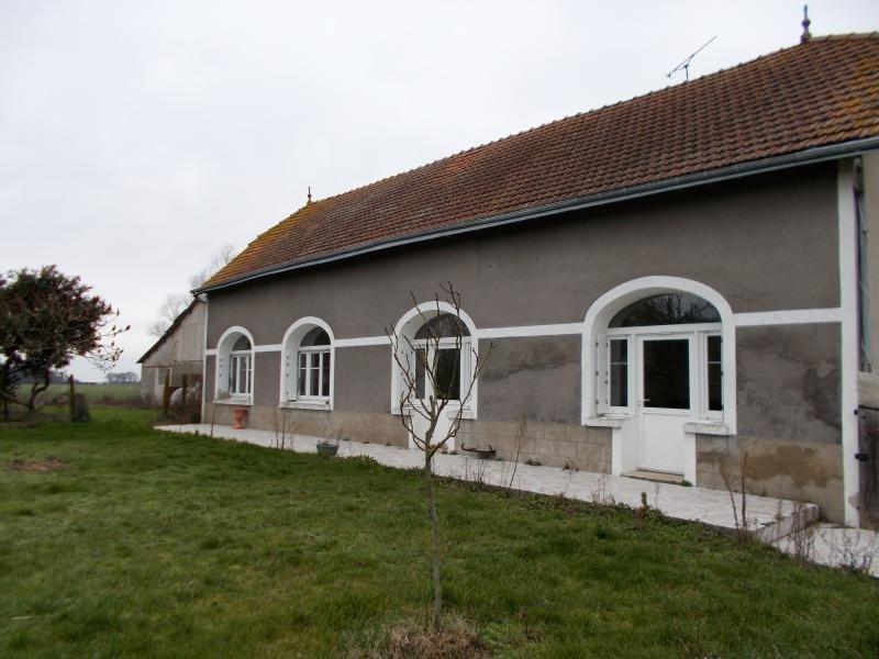 Vente maison / villa Thilouze 220500€ - Photo 2