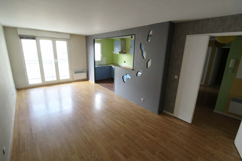 Vente appartement Trappes 134000€ - Photo 2