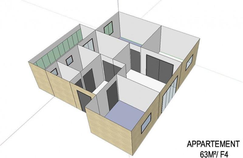 Vente appartement Carpentras 49500€ - Photo 2