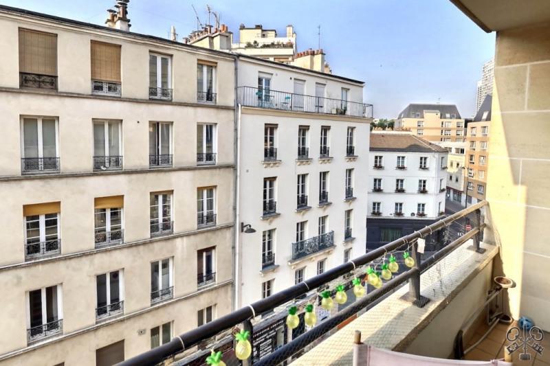 Sale apartment Paris 15ème 487000€ - Picture 5