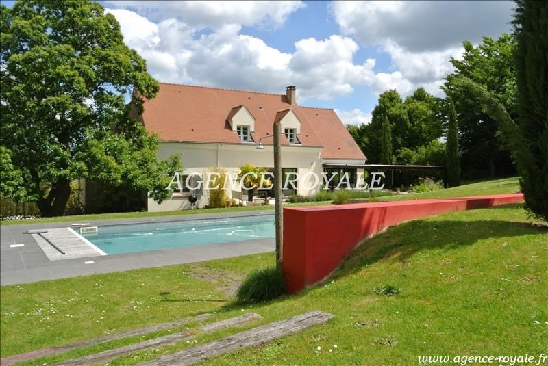 Deluxe sale house / villa Chambourcy 1195000€ - Picture 12
