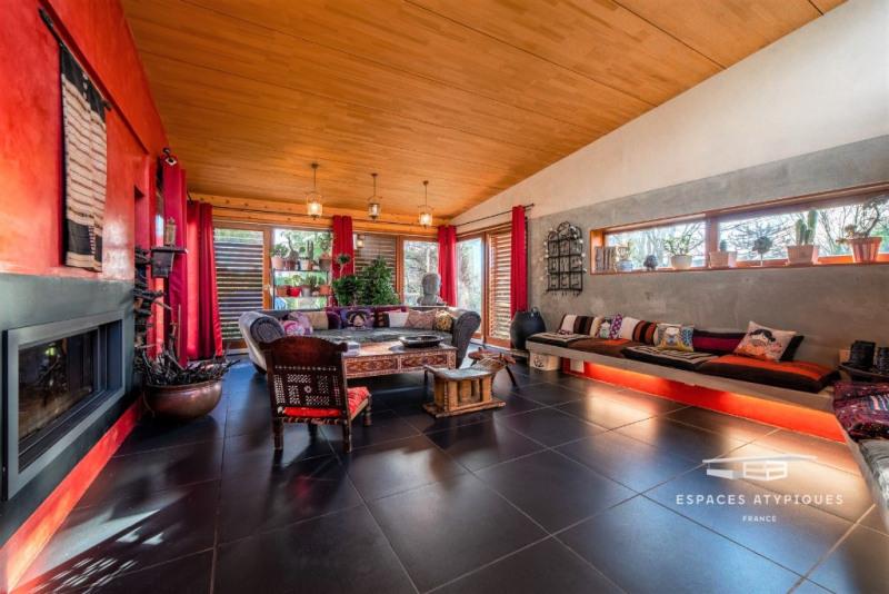Vente de prestige maison / villa Crozet 895000€ - Photo 4