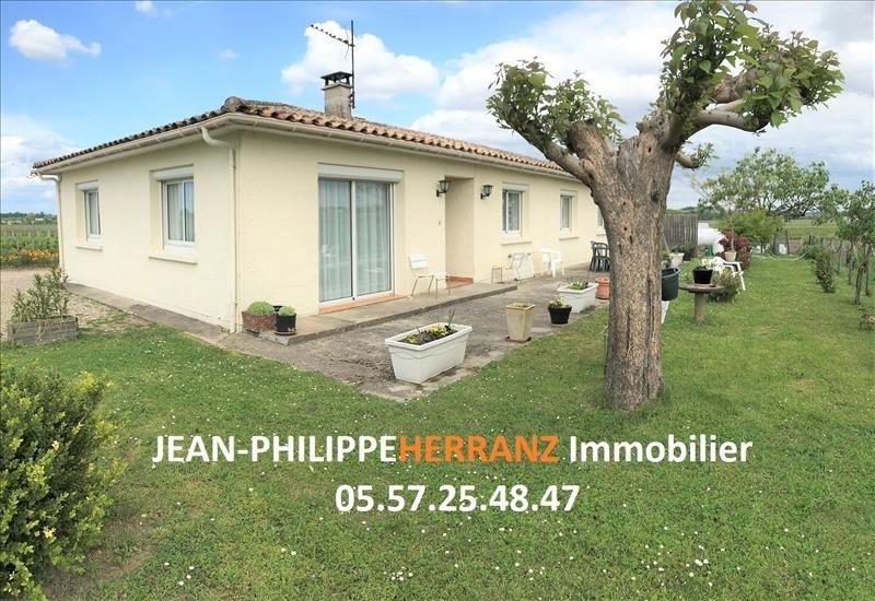 Vente maison / villa St emilion 265000€ - Photo 1