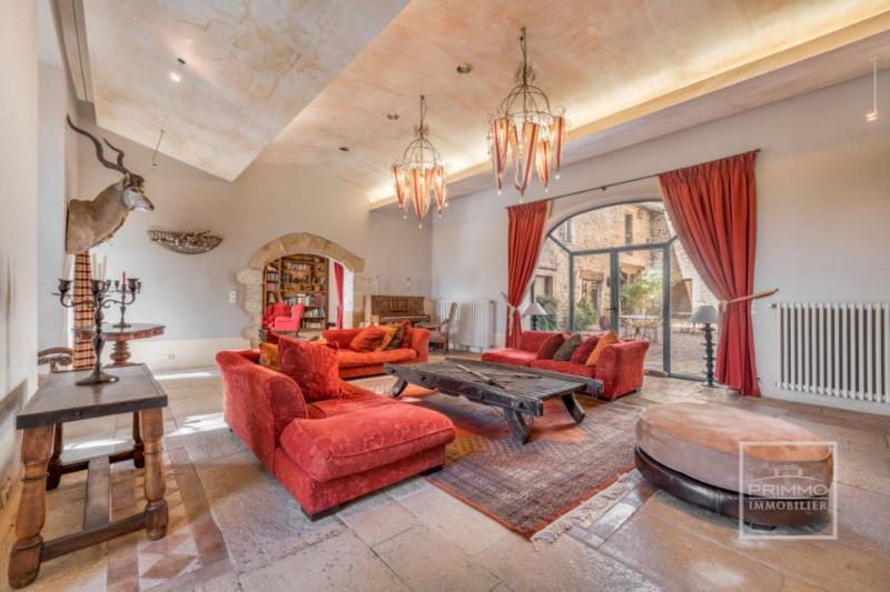 Vente de prestige maison / villa Chazay d'azergues 2300000€ - Photo 9
