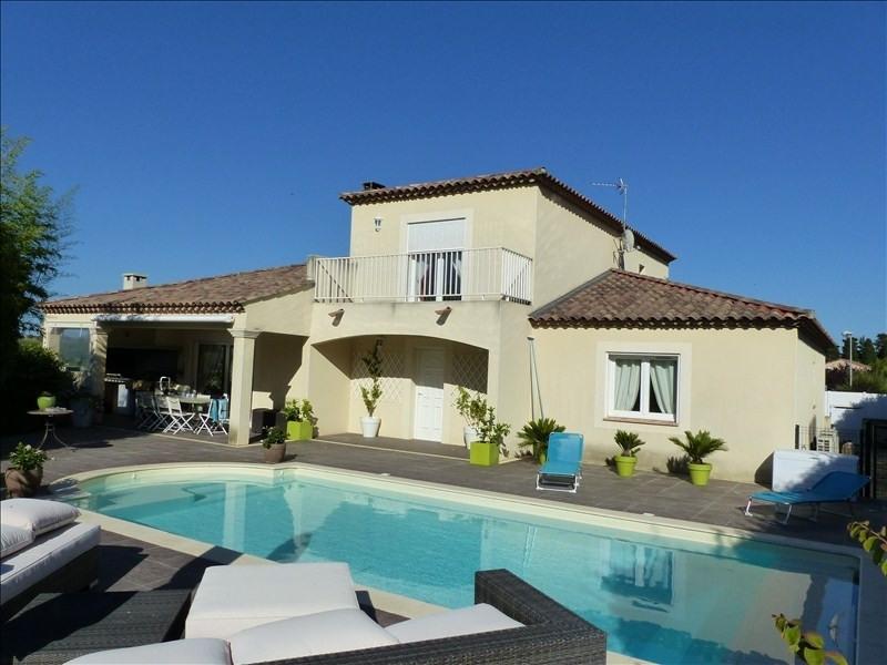 Vente de prestige maison / villa Boujan sur libron 570000€ - Photo 2