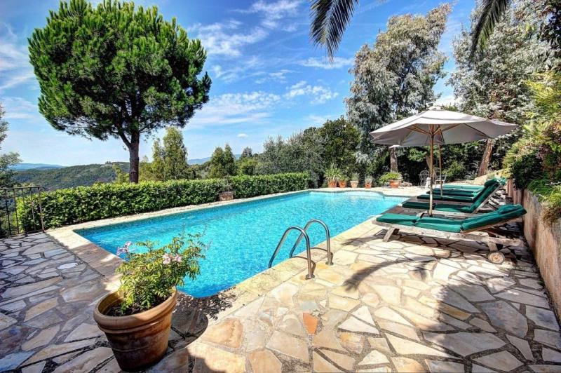 Vente de prestige maison / villa Tanneron 627000€ - Photo 2