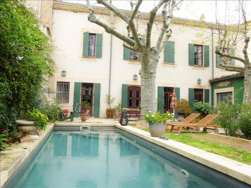 Deluxe sale house / villa Nimes 1 350 000€ - Picture 2