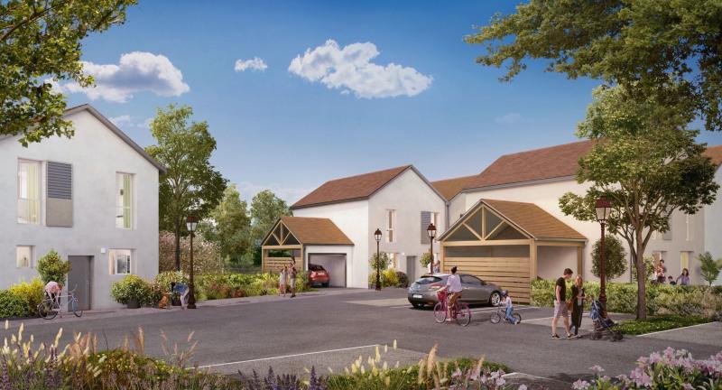 Sale house / villa Bussy-saint-georges 340000€ - Picture 2