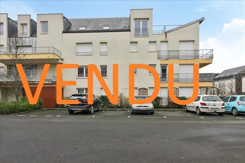 Verkoop  appartement Bruz 95000€ - Foto 1