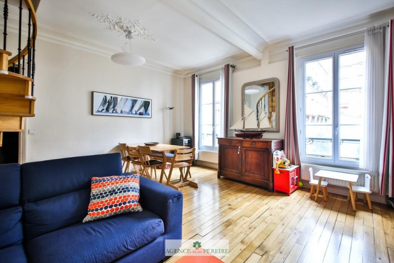 Vente appartement Paris 17ème 899000€ - Photo 1