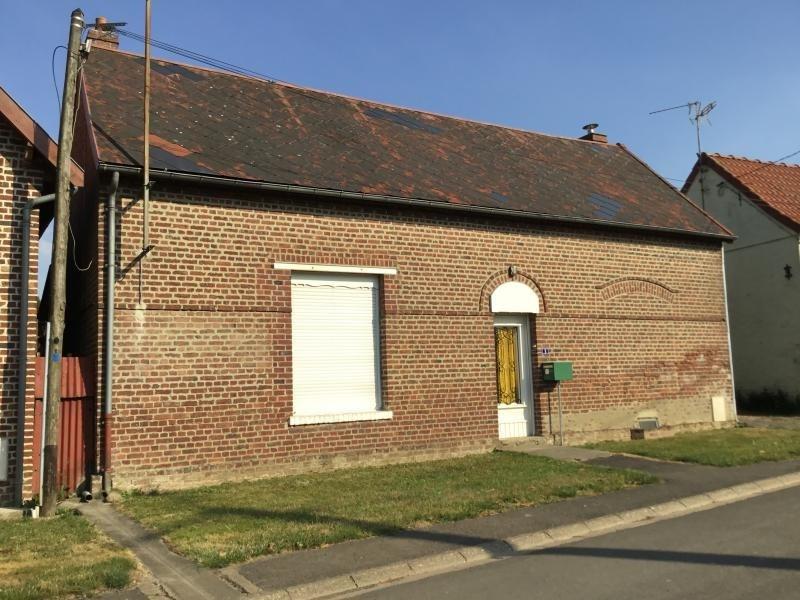 Sale house / villa Croisilles 114000€ - Picture 1