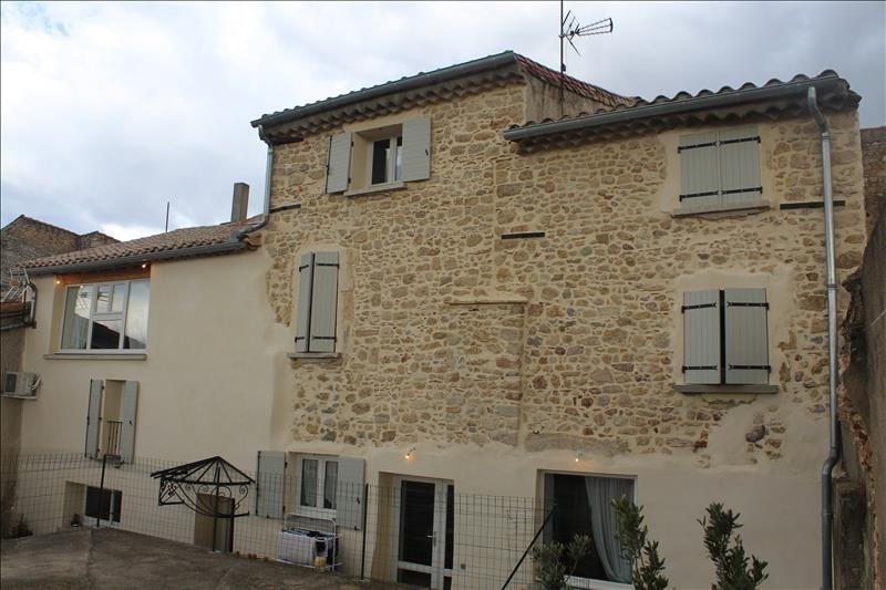 Vente maison / villa Puisserguier 275000€ - Photo 1